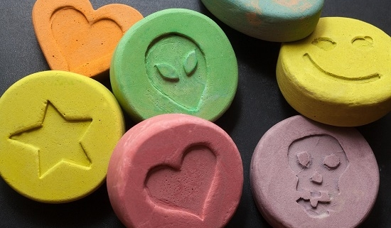 party drug overdose